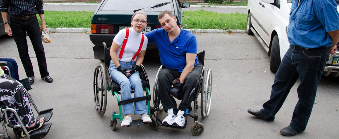 Знакомство с инвалидами иностранцами